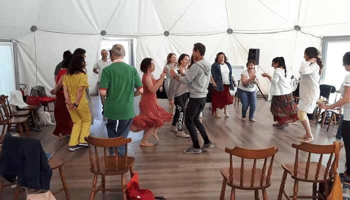 A ritmo di danza
